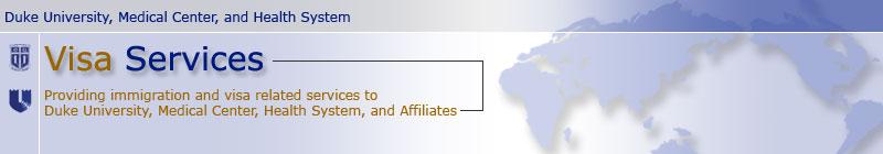 duke visa services Duke University - Visa Services Web Form System